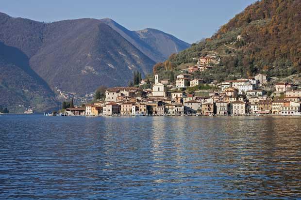 دیدنیهای ایتالیا,دریاچه ایسو-lake_iseo