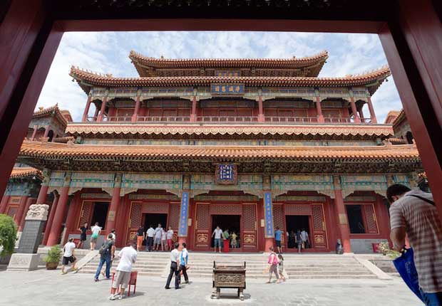معبد لاما-lama_temple