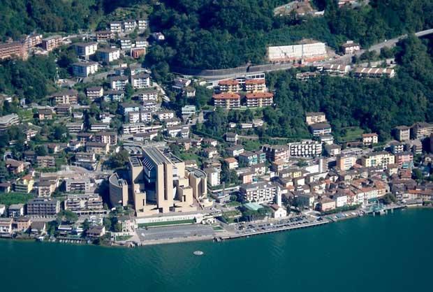 دیدنیهای ایتالیا,دریاچه لوگانو-lake_lugano_italy