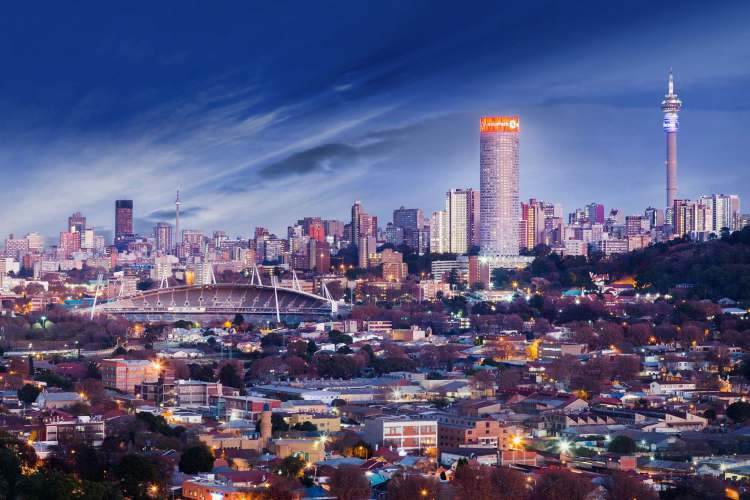 شهرهای قاره افریقا