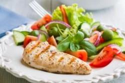 برنامه غذایی مخصوص چربی سوزی و تناسب اندام