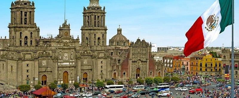 راهنمای سفر به مکزیک Mexico-City