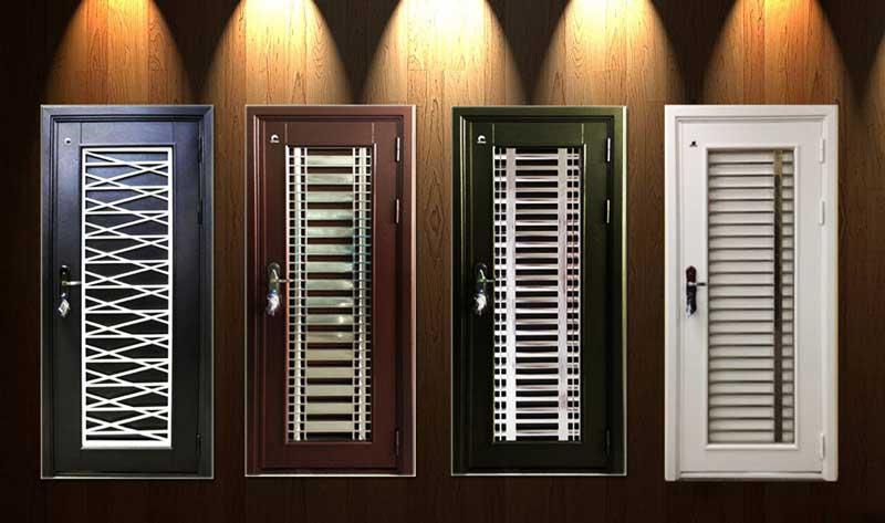 درب ضد سرقت Security-Door