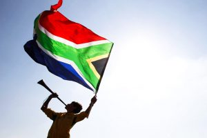 South-Africa flag