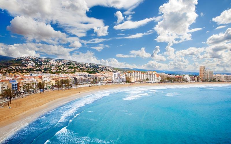 Sunny Beach بهترین سواحل بلغارستان