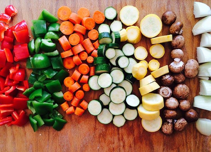 سبزیجات ضد سرطان Vegetables