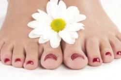 چگونه پاهای زیبا داشته باشیم؟