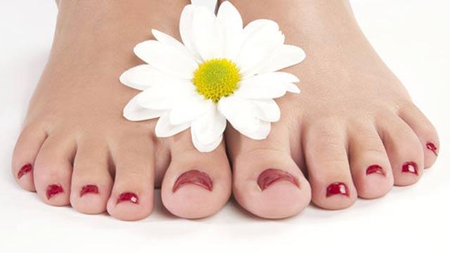 پاهای زیبا