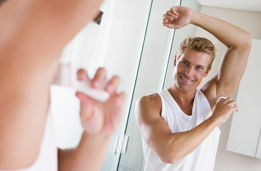 gel-deodorantدئودورانت ژلی