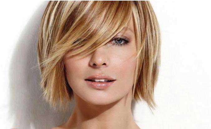 hair-highlights نحوه هایلایت کردن موها