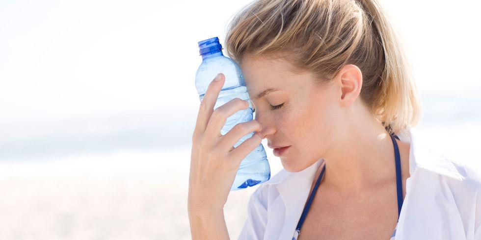 درمان خانگیheat strokeگرمازدگی