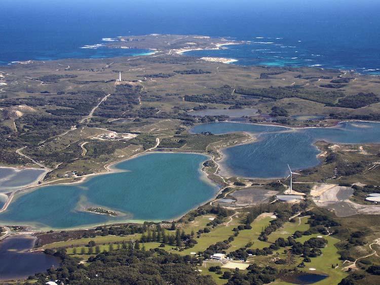 جزیره روتنست استرالیا