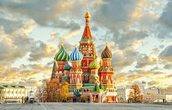 تور روسیه russia