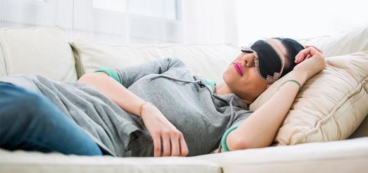 عوارض و مزایای سلامتی چرت زدن