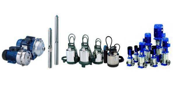 پمپ آب خانگی water-pump