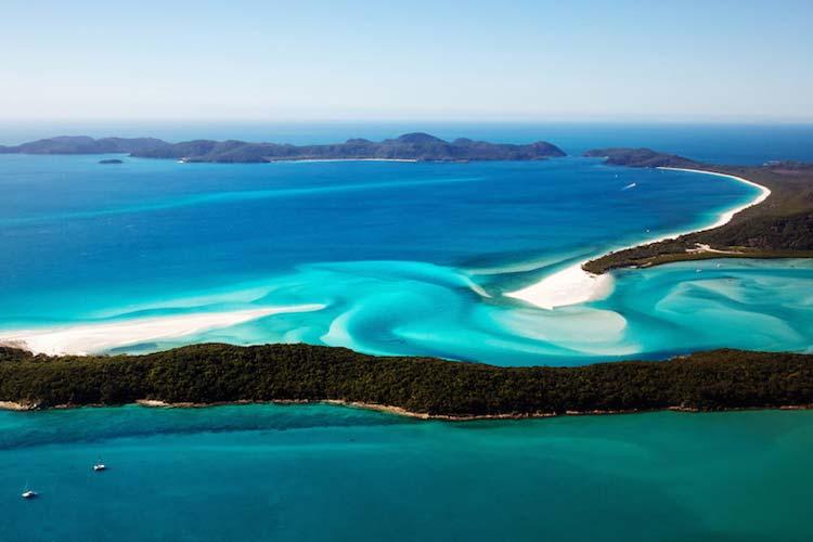 جزایر ویتساندی استرالیا