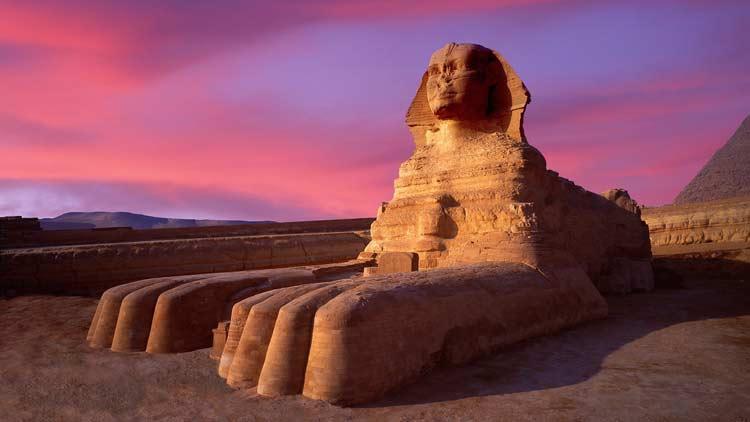Egypt درباره مصر