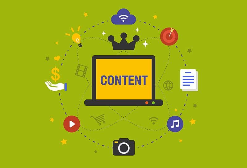 محتوای تعاملیInteractive Content