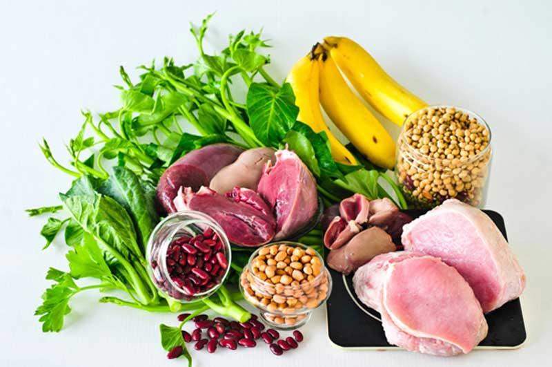 بهترین منابع غذایی منگنزManganese-foods