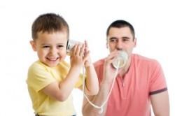 راه صحیح ارتباط با فرزندان