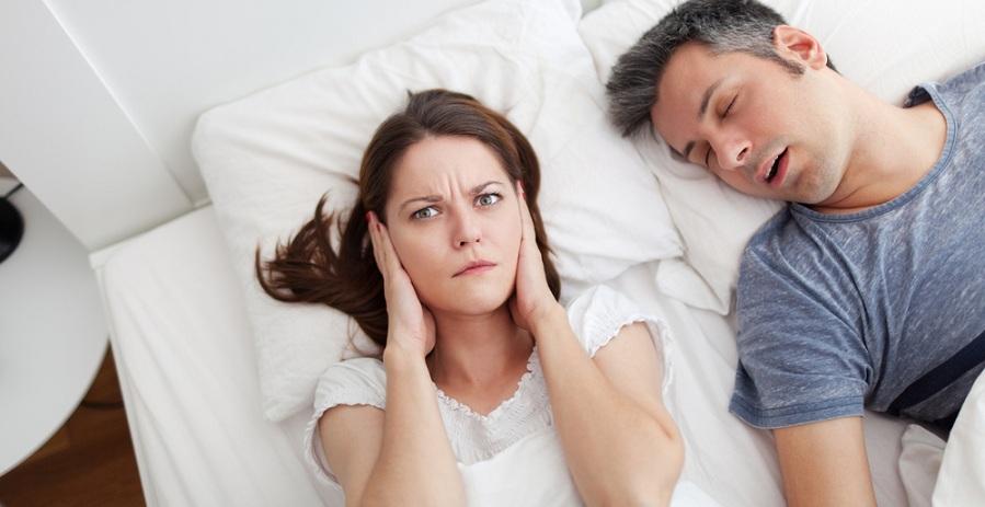 Snoringکاهش صدای خروپف