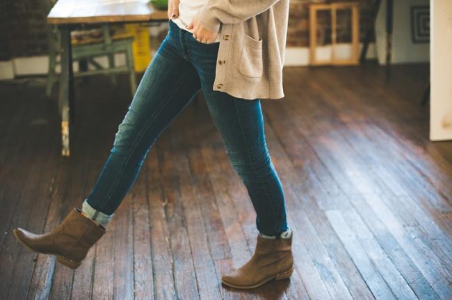 لباس تنگ و سلامتTight pants
