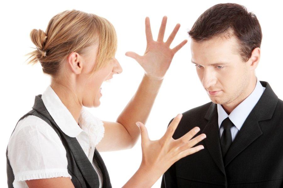 همسر عصبانی را چگونه کنترل کنیم؟angry partner