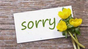 متن عذرخواهی,پیامک معذرت میخوام,اس ام اس طلب بخشش