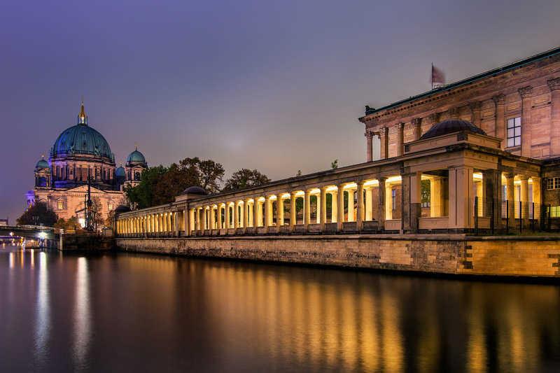 همه چیز در مورد برلین و جاهای دیدنی آن