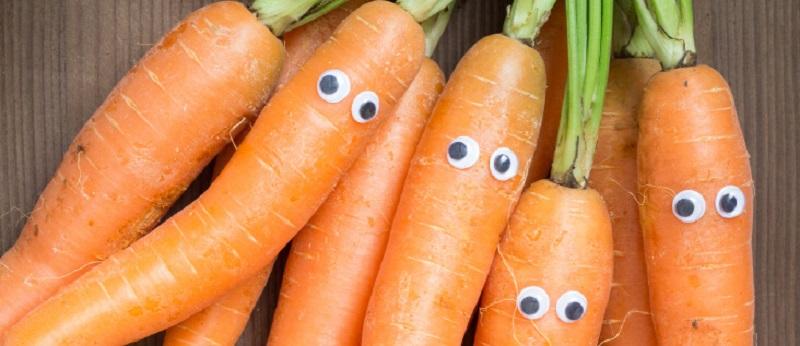 هویج برای سلامت چشمcarrots-and-eyes