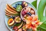 خواص مواد غذایی با رنگ های مختلف