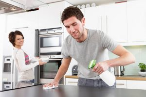 division of household chores