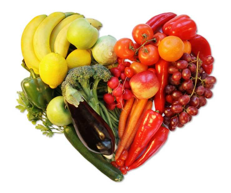 رژیم غذایی دش چیستfruits DASH-diet-