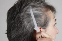 راههای پوشاندن موهای سفید