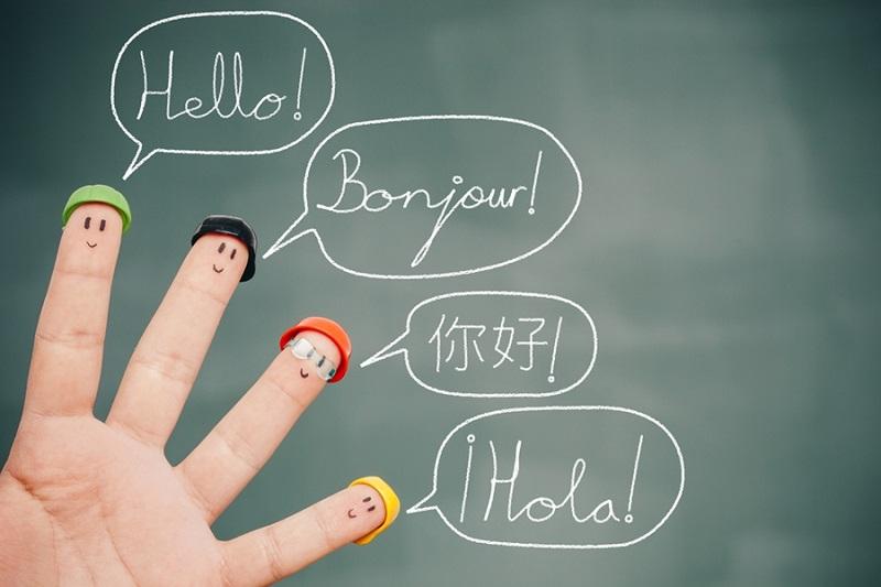 یادگیری زبون انگلیسیlanguage learning
