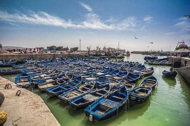 مسافرت به مراکش