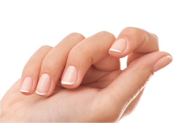 nails تشخیص بیماری و سلامت از روی هلال ناخن