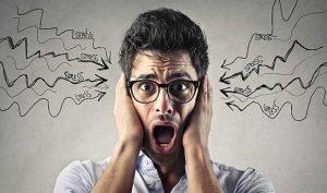 استرس داشتن stress-dream