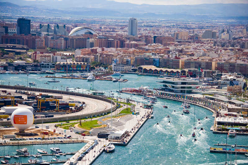 valenciaدرباره شهر والنسیا اسپانیا