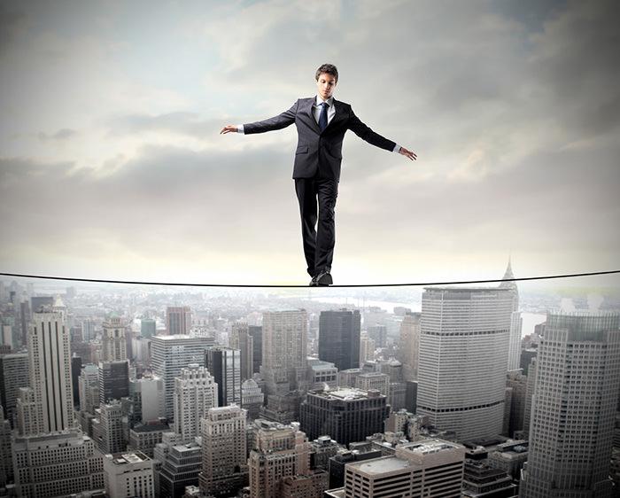Courageترسیدن در کسب و کار