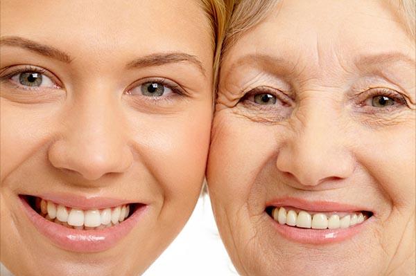 چگونه با پیری پوست مبارزه کنیم