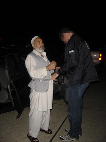 Haji-Bagcho دستگیری حاجی باغچو