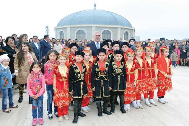 راهنمای سفر به نخجوان آذربایجان