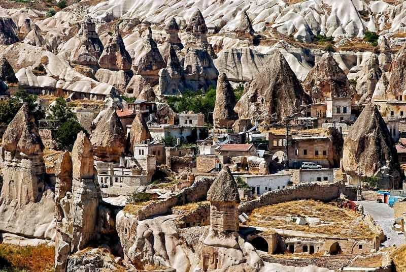 دیدنیهای طبیعی ترکیه