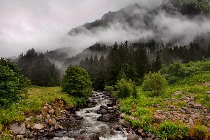 جاهای دیدنی طبیعی ترکیه