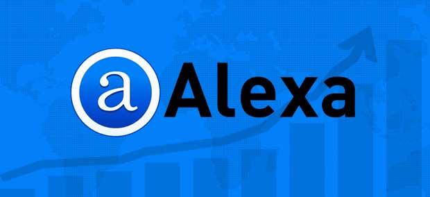 الکسا رنک alexayar