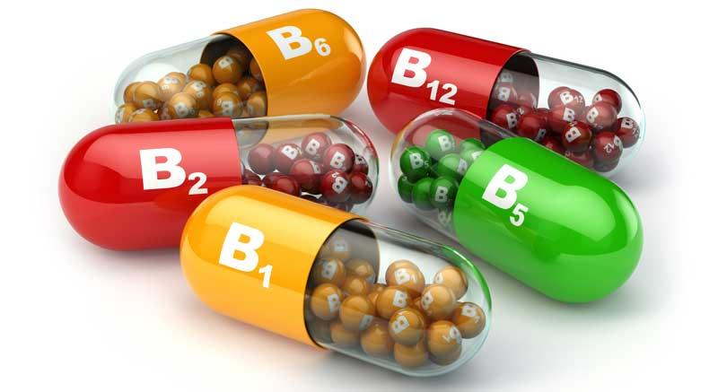 ویتامین های گروه بیb-vitamins