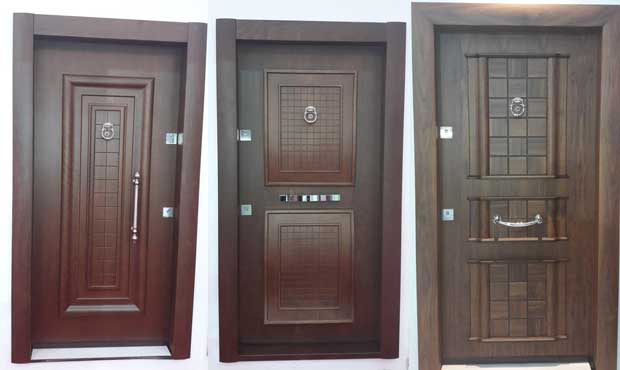 درب ضد سرقت doorsam