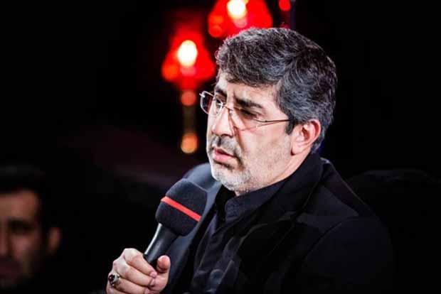 مداحی با صدای محمدرضا طاهری