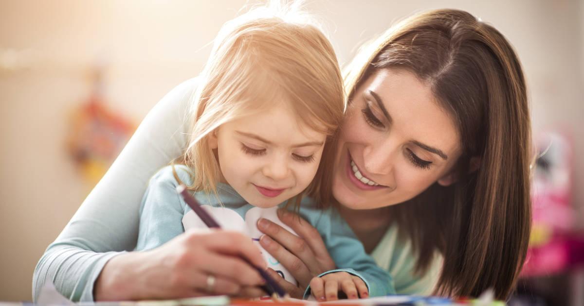 جملاتی که باید به کودک گفتmother-and-child